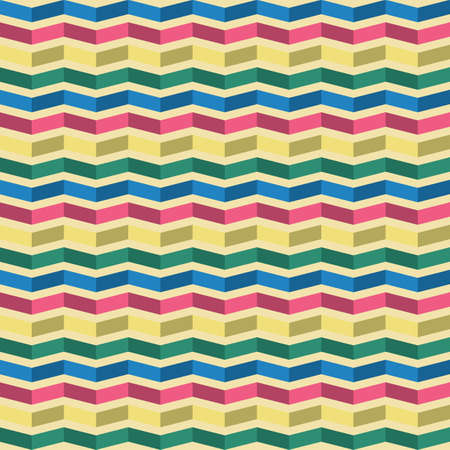 zag: zig zag pattern background Illustration