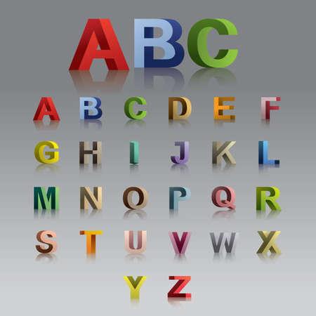 e u: alphabets