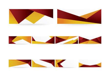 copyspaces: banner design set