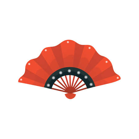airflow: hand fan