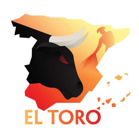 bullfighter: el toro