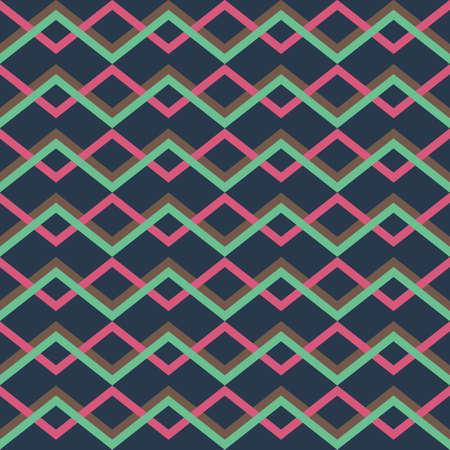 zig: zig zag pattern background Illustration