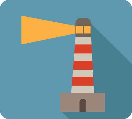 coastlines: lighthouse