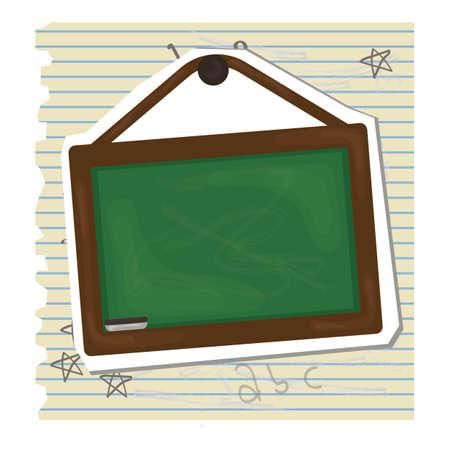 green chalkboard: green chalkboard