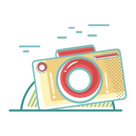 foto: camera Illustration