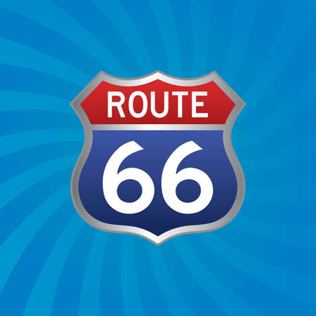 66: 66 route signs