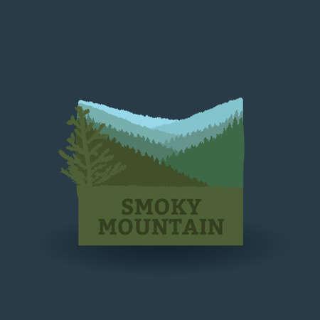 smoky mountains: smoky mountain
