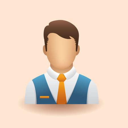 hospitality staff: concierge