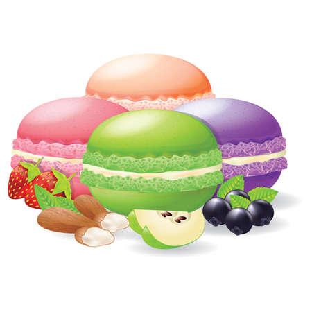 macarons: macarons