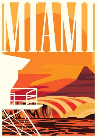 miami: miami poster