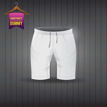 pant: short pants