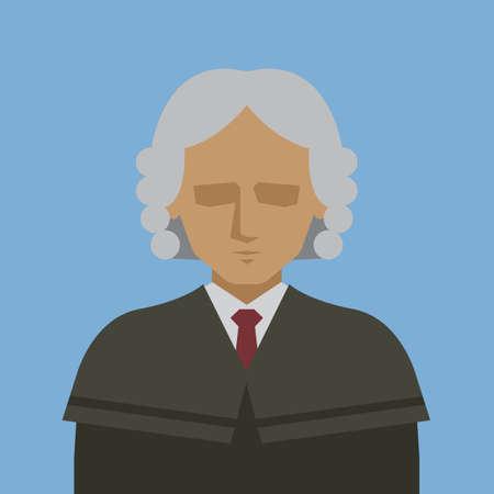 magistrate Illustration