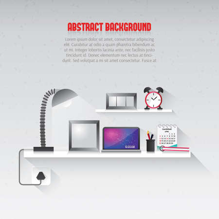 switchboard: abstract background Illustration