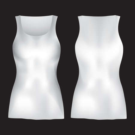 womans clothing: womans singlet