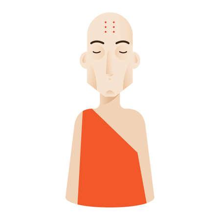 buddhist: buddhist priest