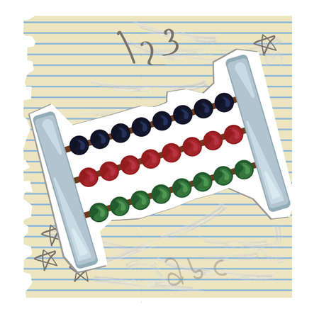 calculating: abacus