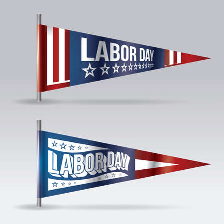 labor day pennant
