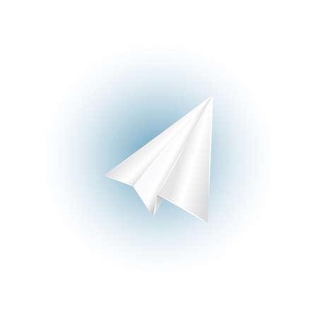 origami rocket Stok Fotoğraf - 106669685
