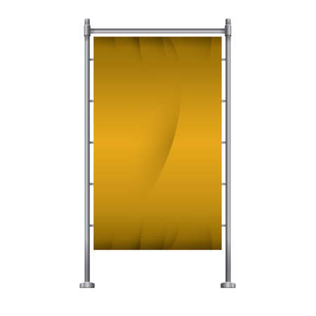 signage outdoor: advertising stand