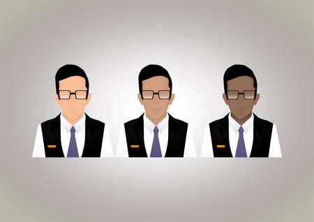 hotel staff: hotel staff