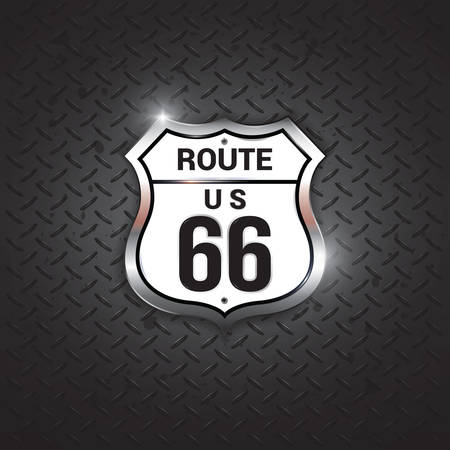 route 66 verkeersteken