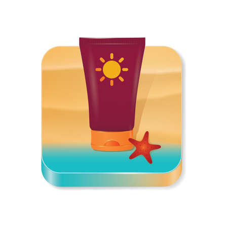 moisturizer: sunscreen lotion