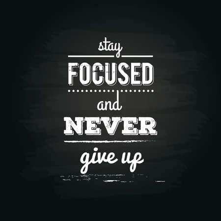 motivational quote Illustration