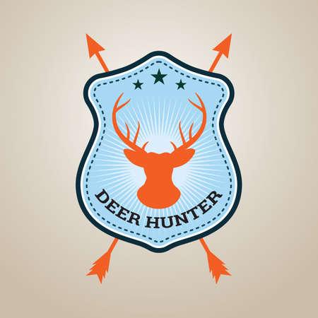 deer hunter: deer hunter Illustration