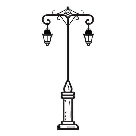 lamppost: lamppost