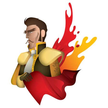 bullfighter: matador