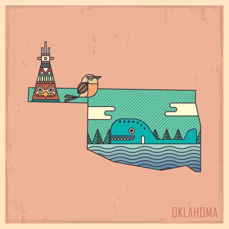 ed: oklahoma state map