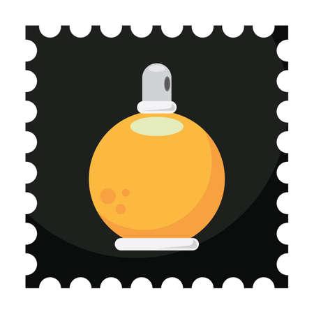 scent: perfume Illustration
