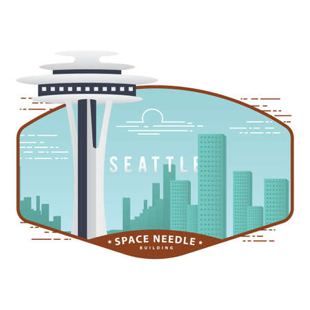 space needle: space needle building