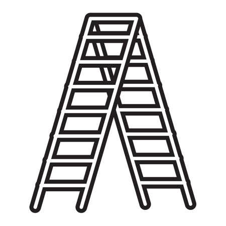 scaffold: ladder