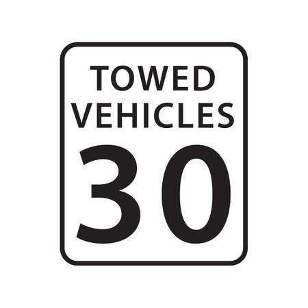 towed: towed vehicles 30