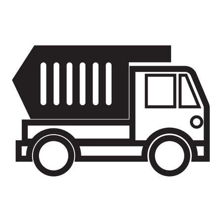 dumping: dumping truck