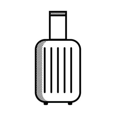 lightweight: strolley bag Illustration
