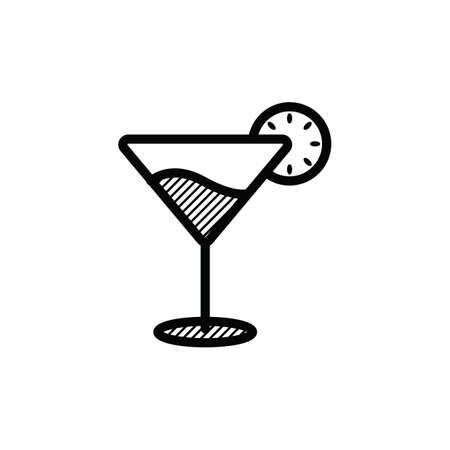 lightweight: cocktail glass