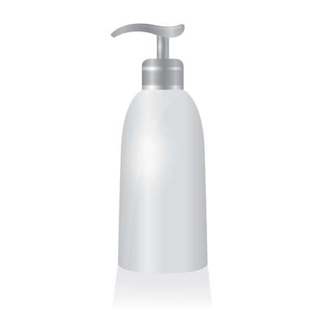 dispenser: dispenser pump Illustration