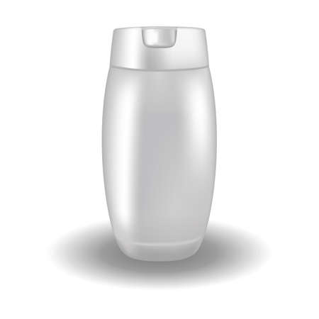 talcum: talcum powder container Illustration
