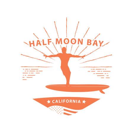 half moon: half moon bay