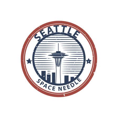 needle: space needle