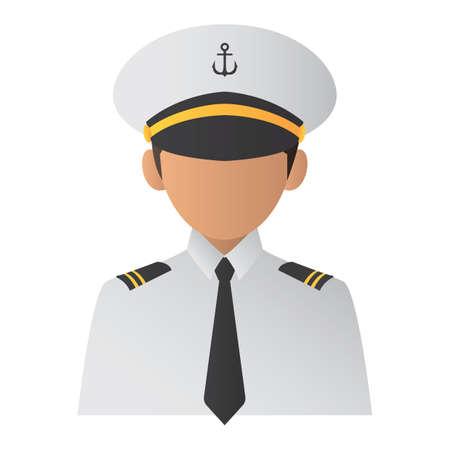 anchor man: navy officer