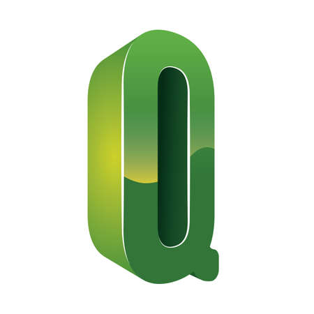 consonant: letter q