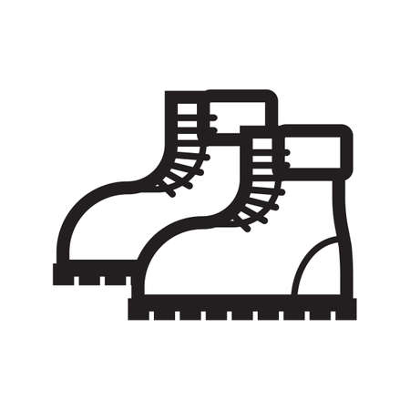 safety shoes: safety shoes Illustration