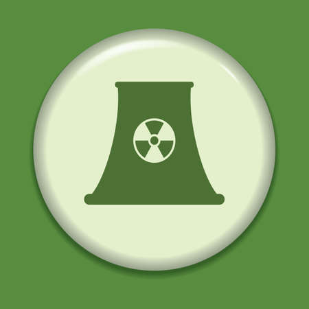 nuclear plant: nuclear plant icon
