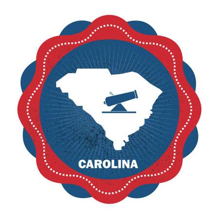 carolina: carolina state map