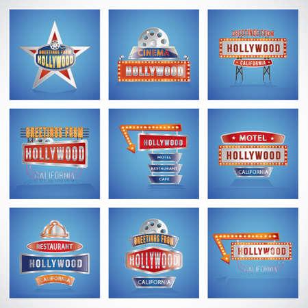 ハリウッド サインのコレクション