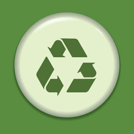 recycle icon: recycle icon Illustration