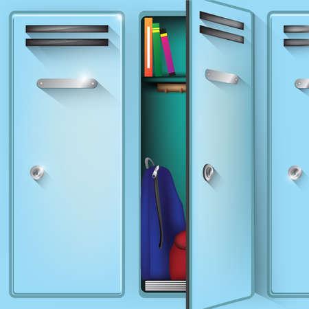 locker cabinet